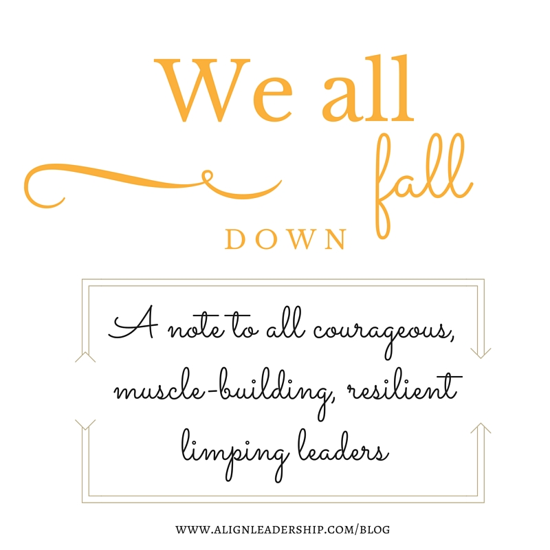 We All Fall Down - Align Leadership