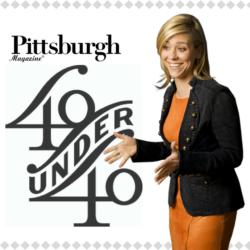 Christy Uffelman 40 under 40