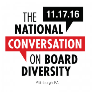 The National Conversation on Board Diversity